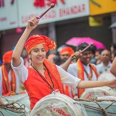 ढोल पथक-dhol-pathak-maval