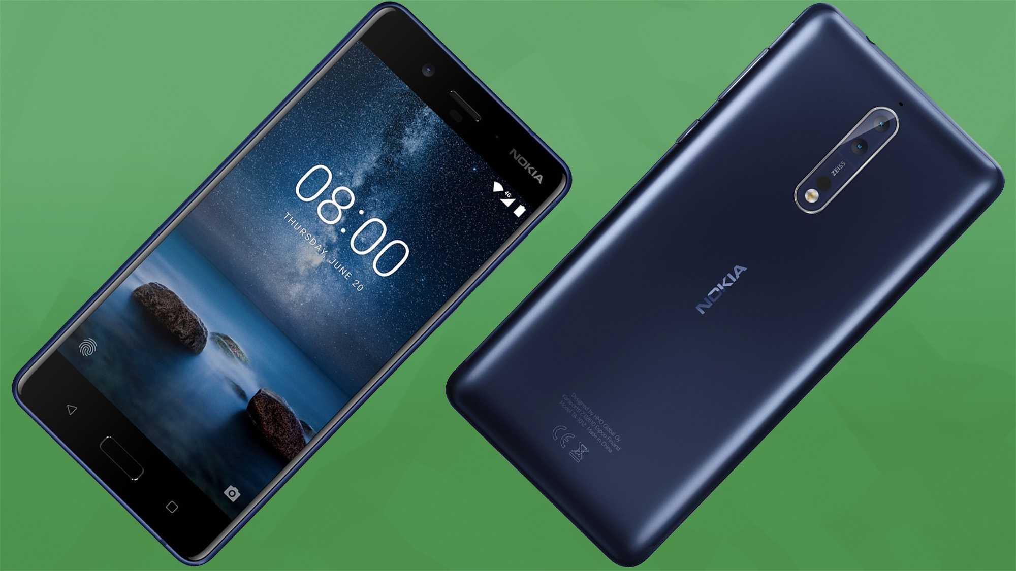 nokia 8-smart-phone-android