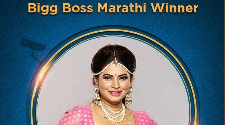 megha dhade wins big boss marathi season 1