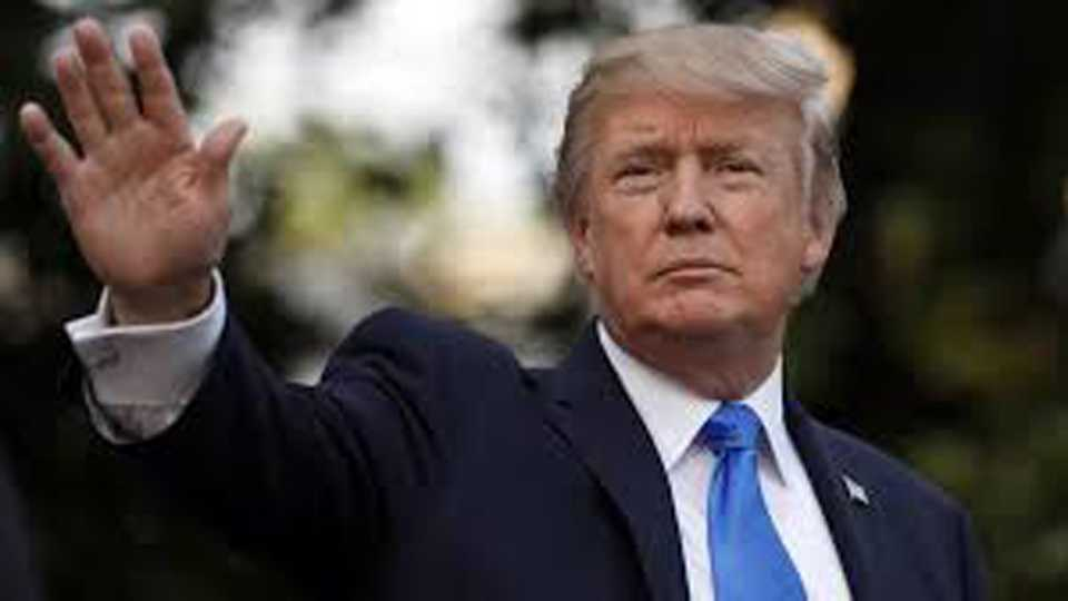 माझ्यावरील महाभियोगामुळे अमेरिकेचे नुकसान : डोनाल्ड ट्रम्प | US loss due to impeachment on me says Donald Trump
