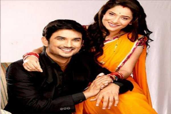सुशांत-अंकिताचा 'पवित्र रिश्ता' पुन्हा प्रेक्षकांच्या भेटीला | sushant singh rajput and ankita lokhande are back on tv