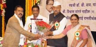 शिवप्रताप प्रतिष्ठानच्या वतीने संजय भिसे यांना 'उद्योगरत्न' पुरस्कार प्रदान | udyog ratna award goes to sanjay bhise