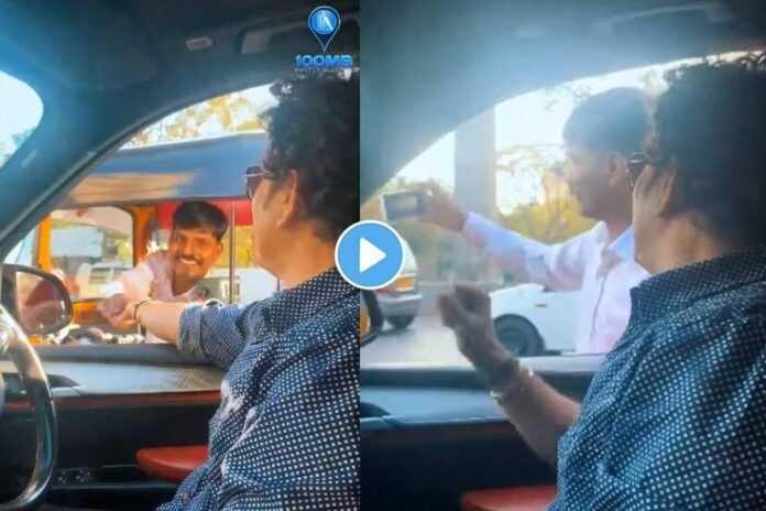 मुंबईत-सचिन-तेंडुलकर-रस्-Mumbai-Sachin-Tendulkar-Russ