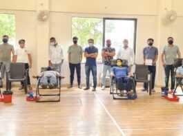 Wagholi Purvarang Mauli Katke blood donation camp कटके